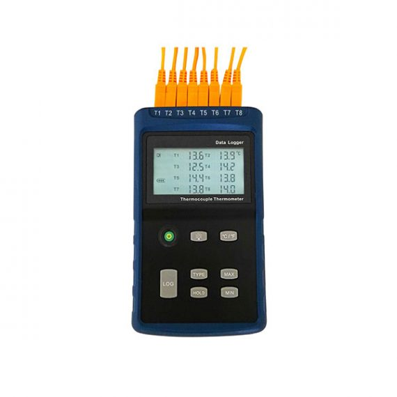 8-Channels-Thermocouple-Thermometer-Data-Logger