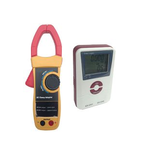 AC Voltage Current Data Logger