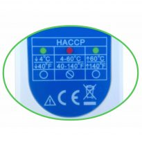 AMTAST HACCP Food Infrared Thermometer