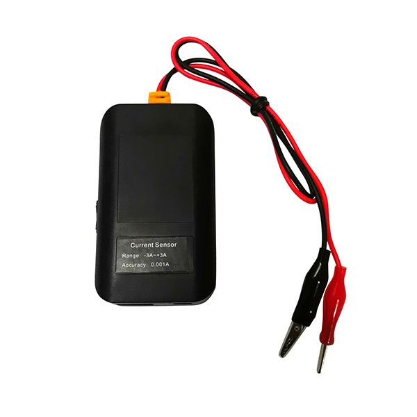DC Current Data Logger (-3A to +3A, No LCD Display)