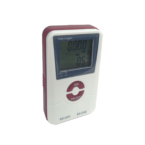DC Voltage Current Data Logger