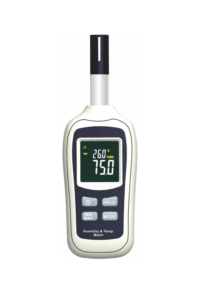 Hygrometer moisture meter
