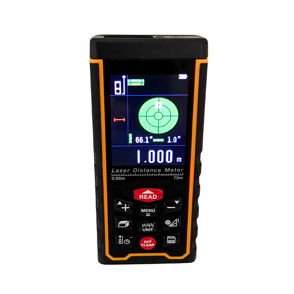 Intelligent Laser Distance Meter Data logger