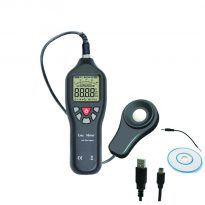 LLight Lux Meter Data Logger