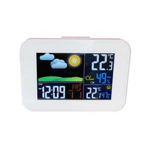 Smart Wireless Weather Station – Multi-channels, Indoor And Outdoor