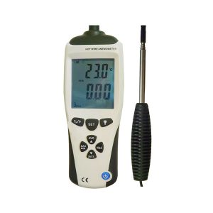 Precision HVAC Hot Wire Anemometer