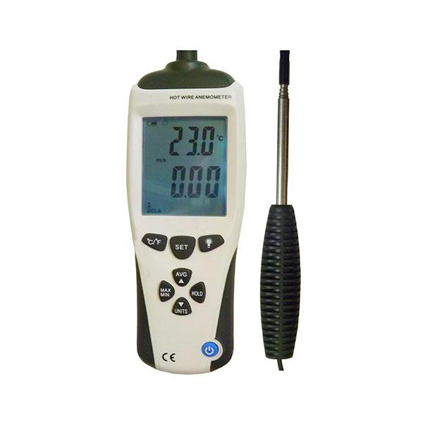 Precision HVAC Hot Wire Anemometer