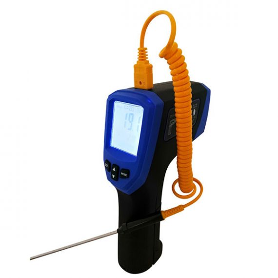 Professional-Digital-High-Temperature-Infrared-and-Thermocouple-Thermometer-Data-Logger-design