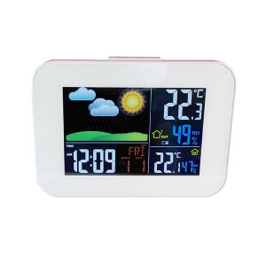 Smart Wireless Indoor & Outdoor Weather Station