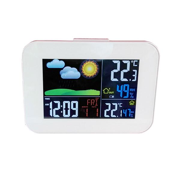 Smart Wireless Indoor & Outdoor Weather Station