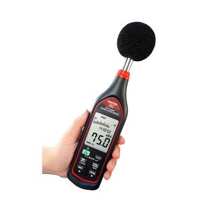Sound level meter - Center 32 series, basic & data logging versions