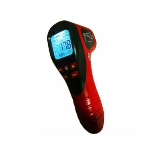 Economy High Temperature IR thermometer with Air Temperature