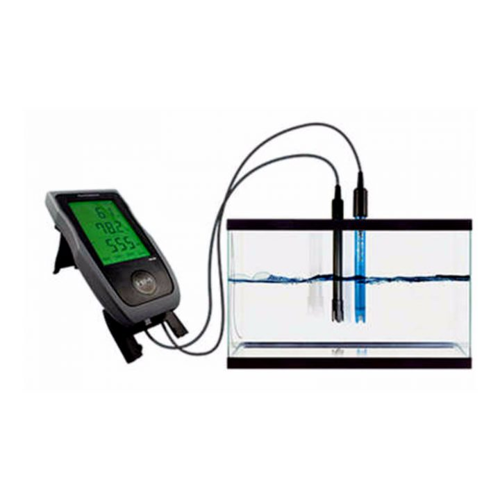 HM-500 HydroMaster EC TDS pH Temp Continuous Monitor