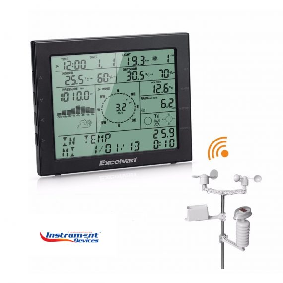 Excelvan Wireless Weather Station Data Logger